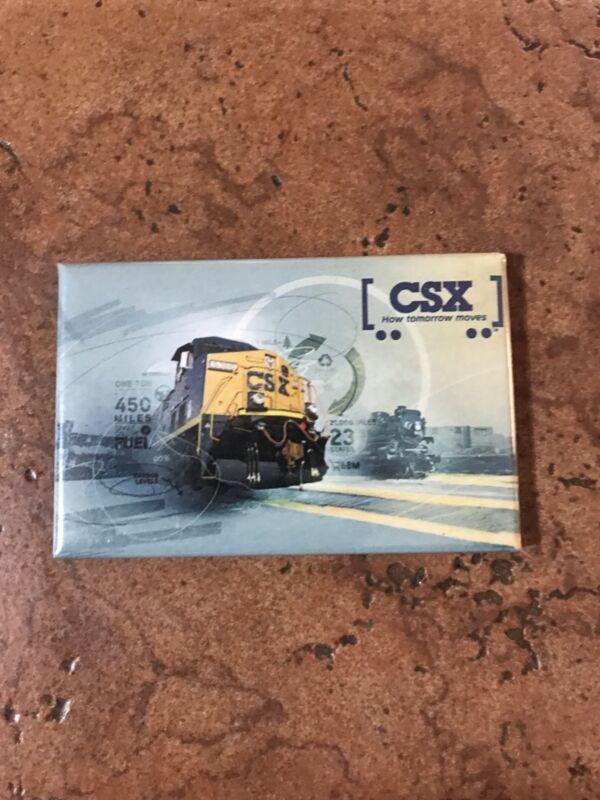 Csx Train Magnet