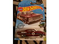 Hot Wheels 2019 /'67 Chevelle SS 396 muscle Mania nuevo /& OVP