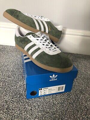 Adidas Athen 11 Green/White Not Manchester Berlin Liverpool London Bern Köln