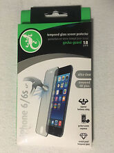 Gecko Guard Tempered Glass Screen Iphone 6/6S Hampton Bayside Area Preview