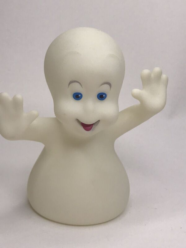 Vintage PIZZA HUT Casper The Ghost Movie Puppet 1995