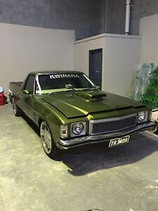 1976 Holden Ute 355 Baldivis Rockingham Area Preview