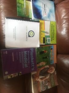 Eastern Academy Medical/Administrative Specialist Books.