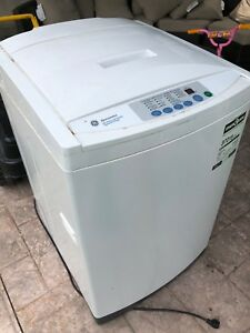 Spacemaker washer
