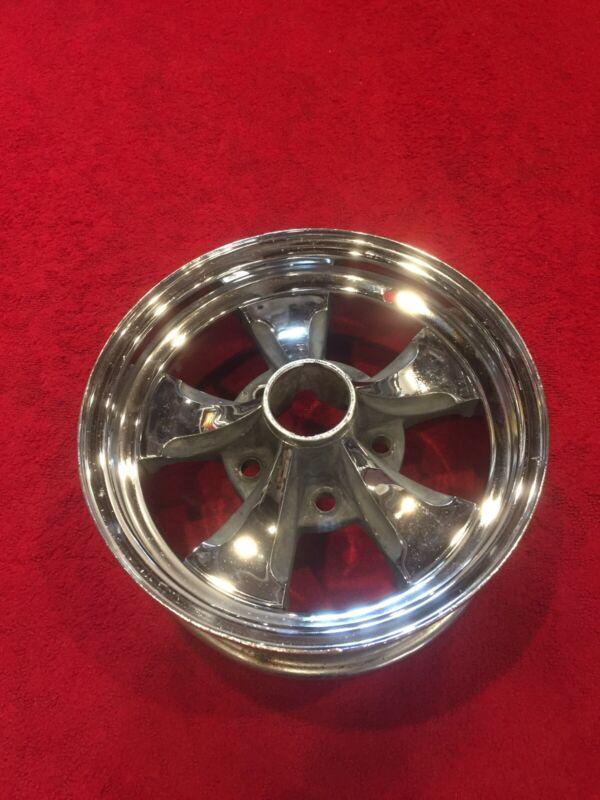 Keystone Klassic Kustomag Vintage Mag Chrome Wheel Hot Rat Rod