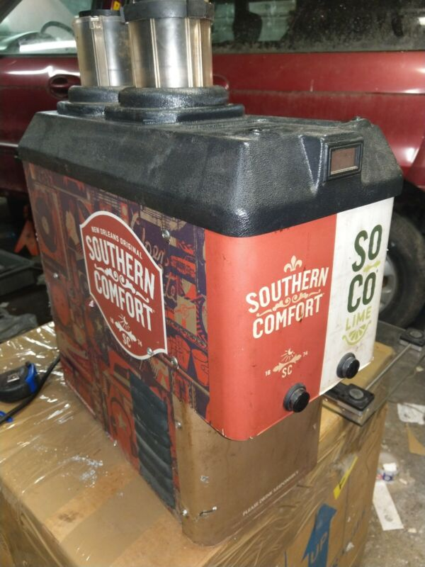 Southern comfort Whiskey Slim Shot 2 shot-2 chilled alcohol dispenser