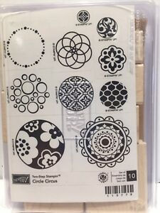 Stampin' Up Circle Circus stamp set