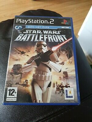 Star Wars: Battlefront (Sony PlayStation 2, 2004)