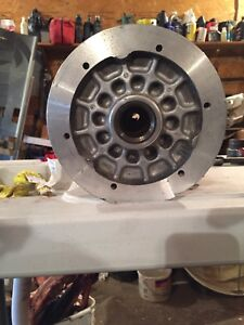 Arctic cat primary clutch