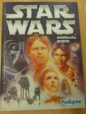 Star Wars Annual 2005 - Very Good condition