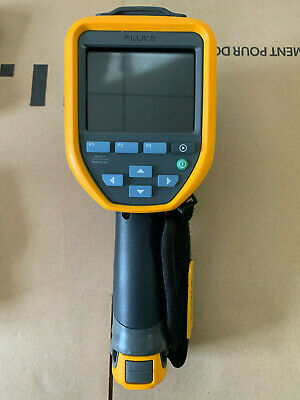 Fluke Tis65 Thermal Infrared Measure Camera Imaging Ir Thermometer