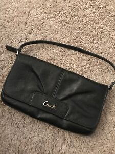 Coach clutch/ wallet