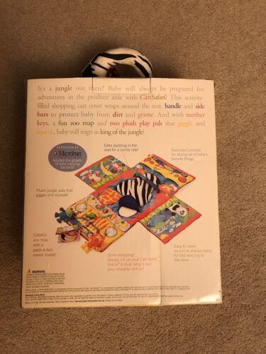 Infantino Cart Safari Deluxe Shopping Cart Cover - Brand New  - $4.99