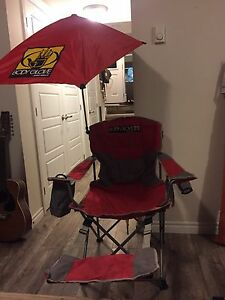 Body Glove Sport-Brella camping chair
