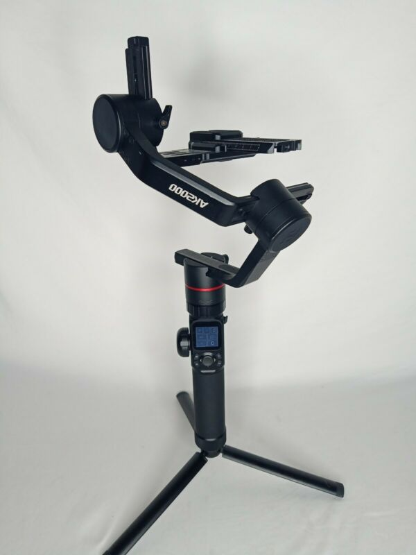 Feiyutech AK2000 Gimbal 3-axis Handheld Camera Stabilizer