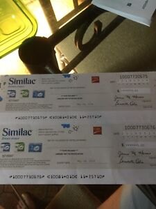 Similac Club Samples and Savings box!  And $10 coupon!
