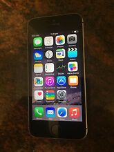 iPhone 5s 16gb Unlocked Space Grey in Great Condition Mount Gravatt Brisbane South East Preview