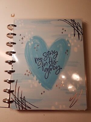 The Happy Planner Girl 2019 Faith Warrior My Story... Classic