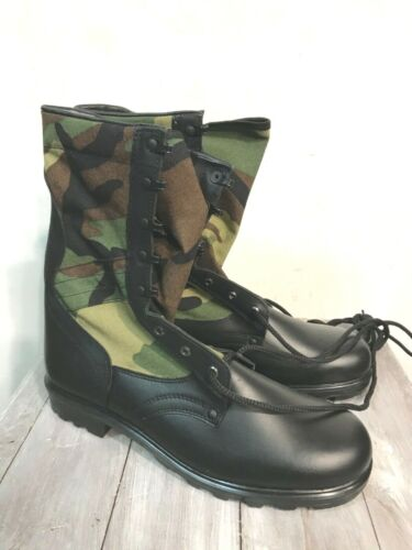 Russian Army Tactical SPN Junfle Boots original  by Faradey Chechen war new