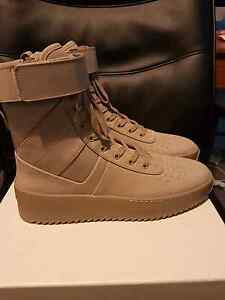 fear of god military sneaker size 41 Malvern Stonnington Area Preview