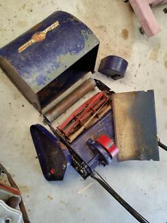 scott bonnar reel ancient lawnmower. Safety Bay Rockingham Area Preview