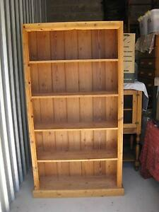 Antique Baltic Pine bookshelf Pambula Bega Valley Preview