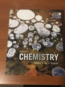McMurry chemistry, Seventh addition