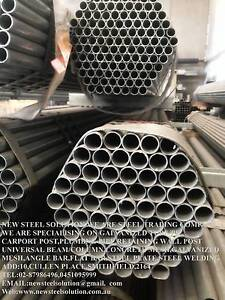 GALVANISED ROUND PIPE-40NB*3.5MM-FENCING,BUILDING,FABRICATION PIP Smithfield Parramatta Area Preview