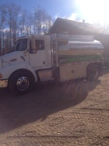 2007 Kenworth T 300 Portible water truck