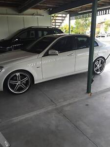 "Millenium set 4 X 19"" wheels and new tyres for Mercedes C-Series Tingalpa Brisbane South East Preview"