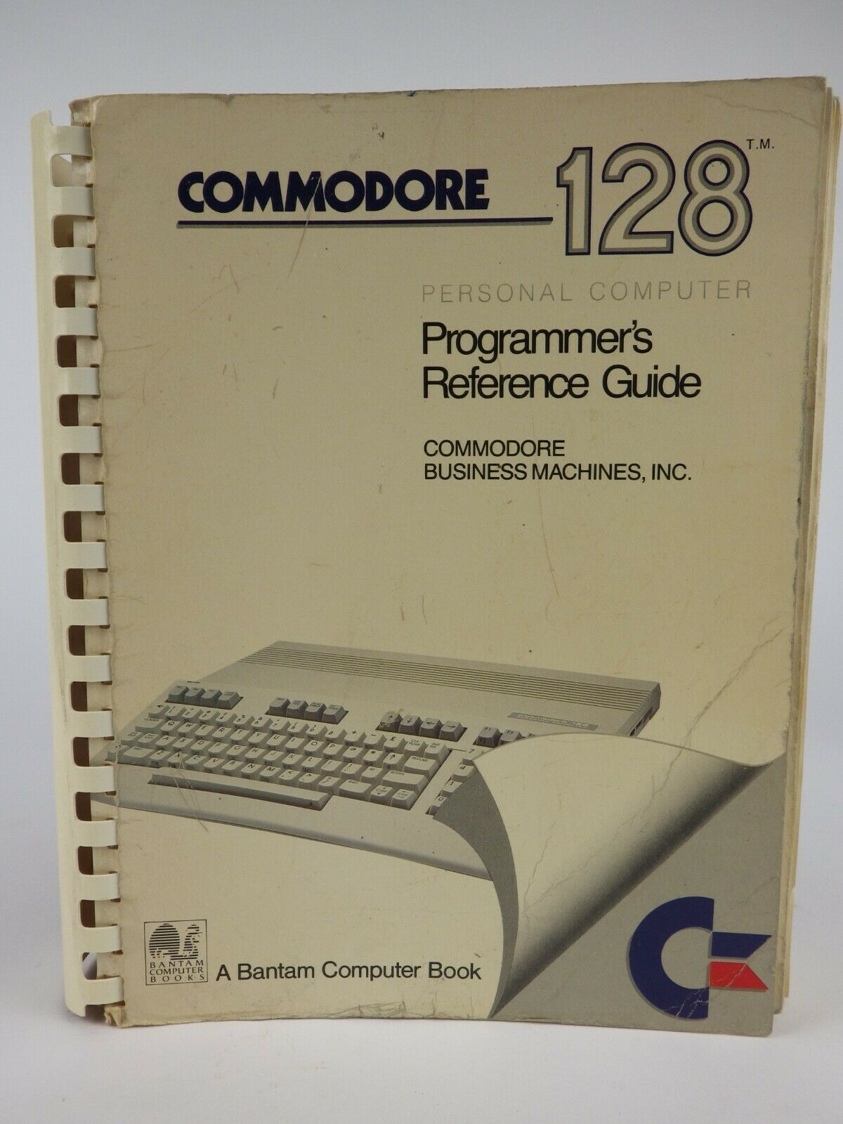  RARE CBM Commodore 128 Programmers Reference Guid…