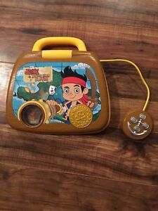 VTech Jake & The Never Land Pirates Console Video Game