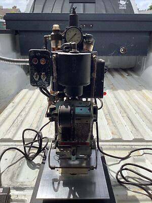 Franklin Imprinting Machine Hot Foil Stamping Parts Lights Up