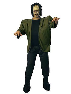 Universal Studios Monsters - Frankenstein Deluxe Adult Costume - Deluxe Frankenstein Costume