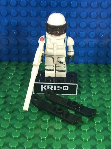 The Human Bullet Kre-O série 5 figurine GI joe Kreo Kreon