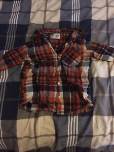 Assorted boys clothing up to 2T- read description