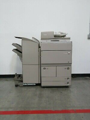 Used, Canon IR6255 copier printer scanner 55 page per minute  Only 125K copies for sale  Shipping to Nigeria