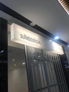 Shop  sign Rydalmere Parramatta Area Preview