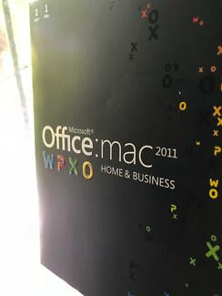 Microsoft Office: Mac Software - Home and business version