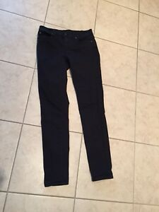Black Gap jean legging size 25R