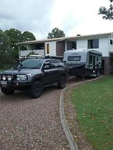 2014 off road caravan & 2009 200 series turbo diesel landcruiser Maryborough Fraser Coast Preview