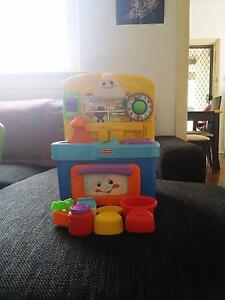 Fisher Price Laugh &Learn Kitchen(English & French) with 2 freebi Maroubra Eastern Suburbs Preview