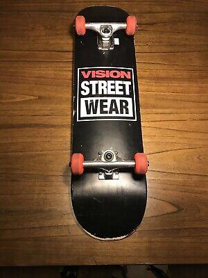 Vision Street Wear Skateboard
