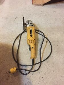 "5"" angle grinder  ( powerfist )"