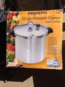 Autoclave / Pressure canner and cooker