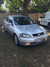 2004 Holden astra cdx full leather rego Rwc !! Morningside Brisbane South East Preview