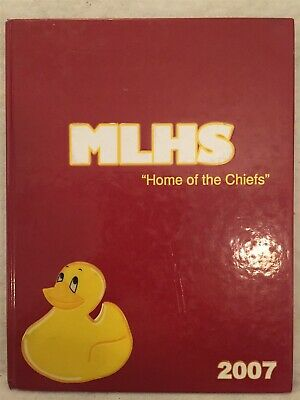 2007 Moses Lake High School MLHS Yearbook Washington WA (Moses Lake High School Moses Lake Wa)