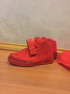 Fake yeezy 2 red october