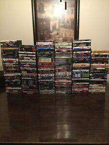 Lot 342 DVD de tout genre