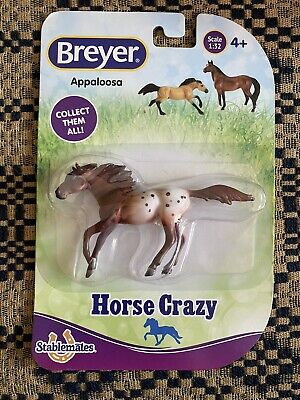 BREYER STABLEMATE 2020 Walmart Horse Crazy Appaloosa!! -NEW!! Rare.